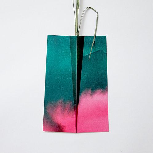 """Flower Vase """" ONE """" 090"""
