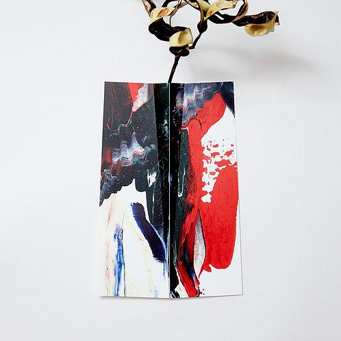 """Flower Vase """" ONE """" 078"""