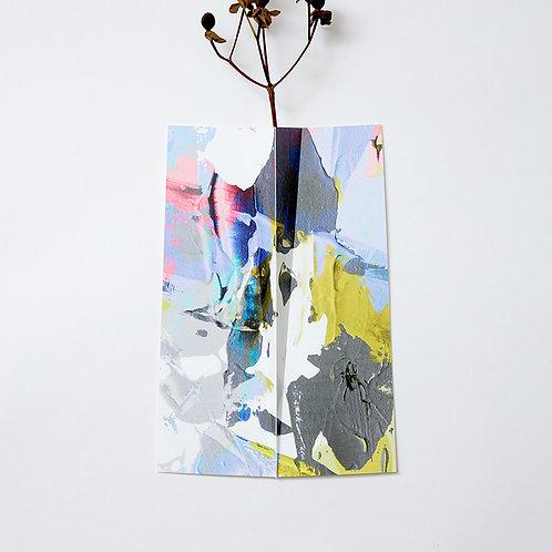 """Flower Vase """" ONE """" 053"""