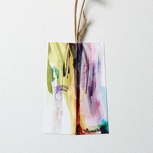 """Flower Vase """" ONE """" 009"""