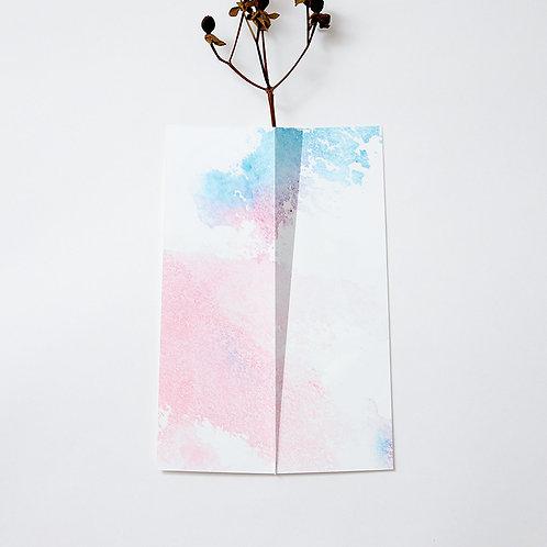 """Flower Vase """" ONE """" 057"""