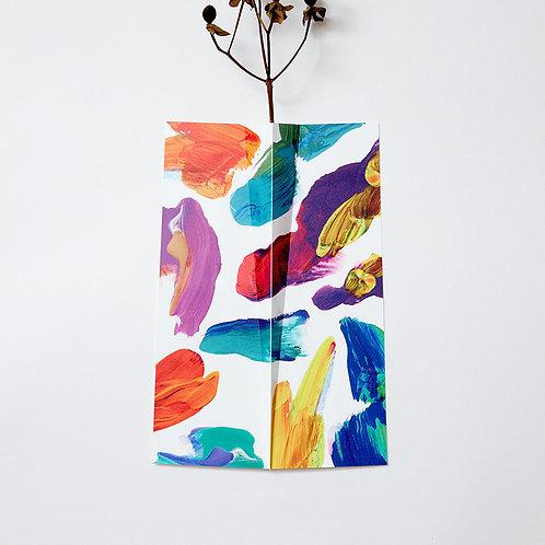"""Flower Vase """" ONE """" 055"""