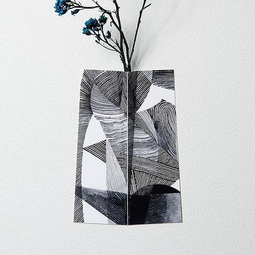 """Flower Vase """" ONE """" 022"""
