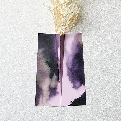 """Flower Vase """" ONE """" 028"""