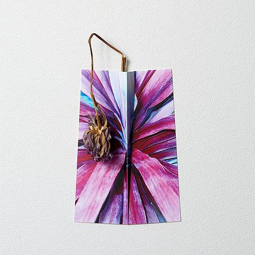 """Flower Vase """" ONE """" 032"""