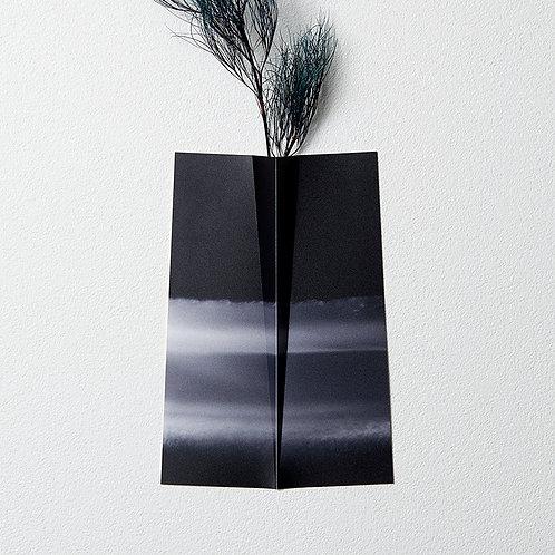 """Flower Vase """" ONE """" 037"""