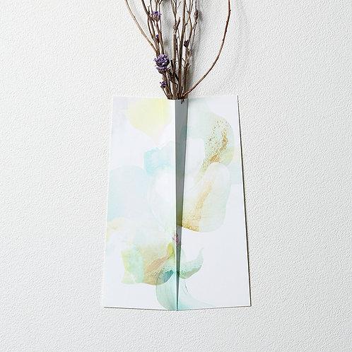 """Flower Vase """" ONE """" 018"""