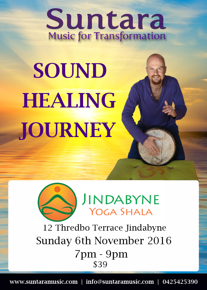 Sound Healing Journey April 2017