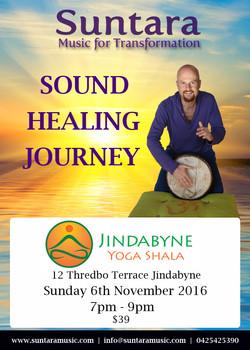 Sound Healing Journey April 2017