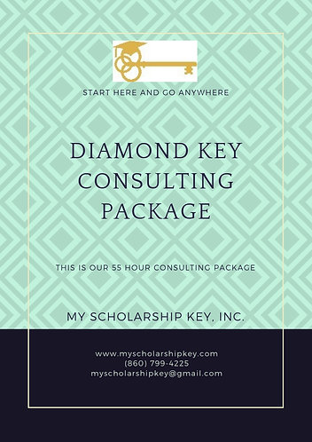 Diamond Key 55 Hour Consulting Package