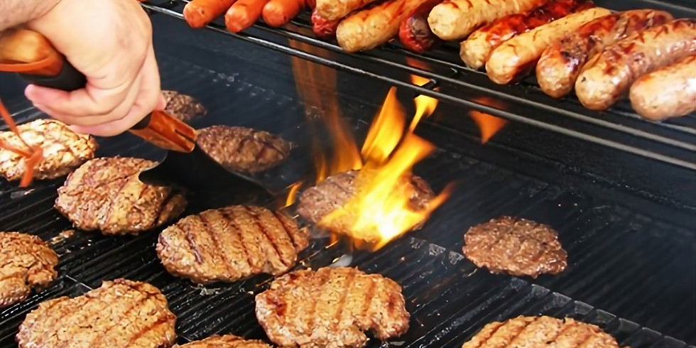 Summertime Charity Cookout!