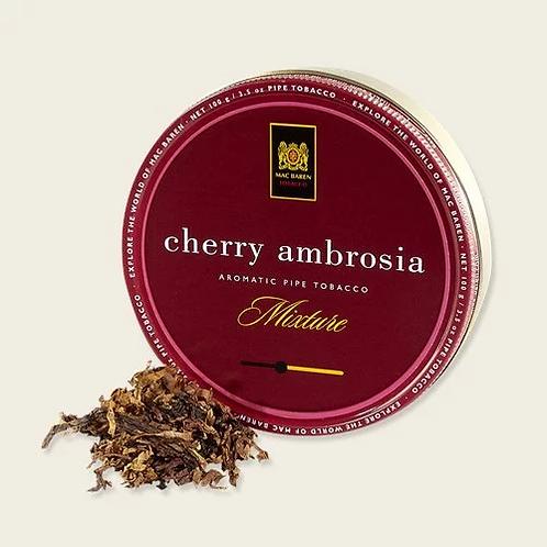 MacBaren Cherry Ambrosia Mixture