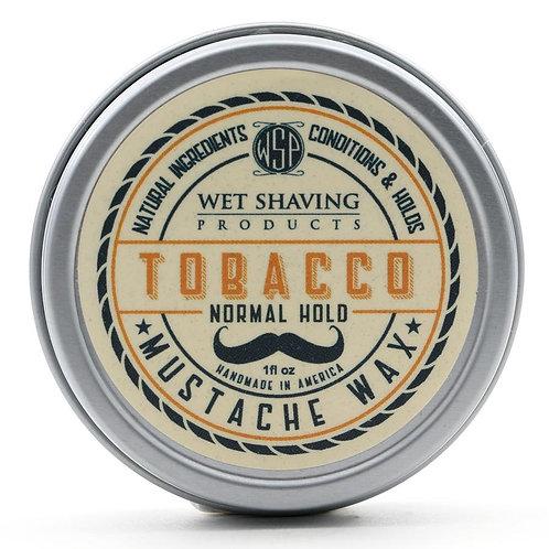 Mustache Wax--Tobacco