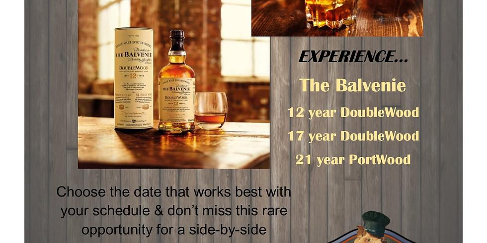 Vertical Scotch Tasting