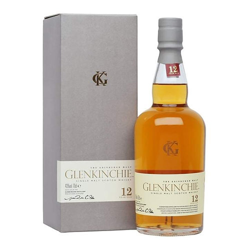 Glenkinchie Single Malt Scotch 12 yr
