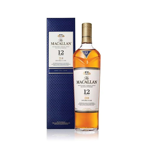 Macallan Single Malt Scotch 12yr