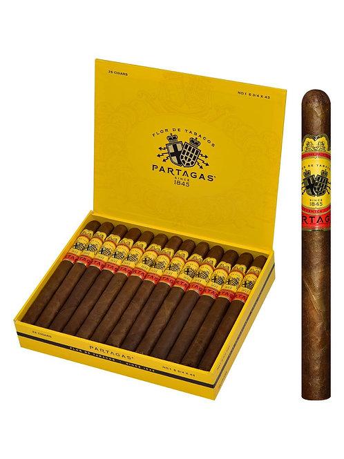 Partagas Yellow #1