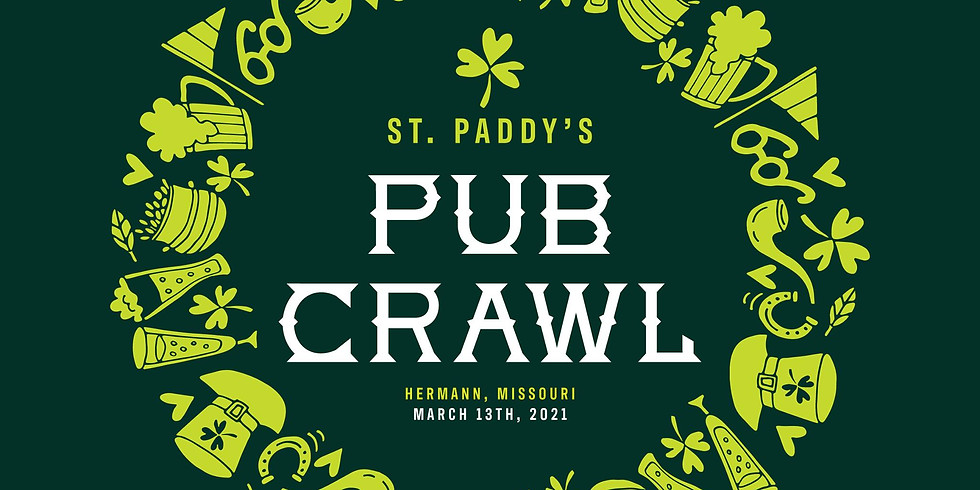 St. Paddy's Day Pub Crawl