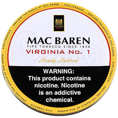 MacBaren Virginia No. 1