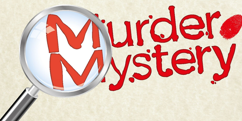 Murder Mystery Sunday!