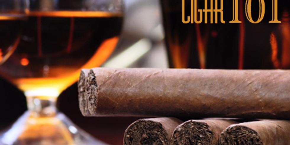 Ladies Night--LOTL, Cigars 101