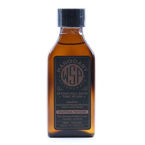 Aftershave--Mahogany