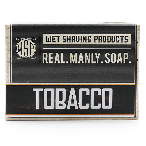 Bar Soap--Tobacco