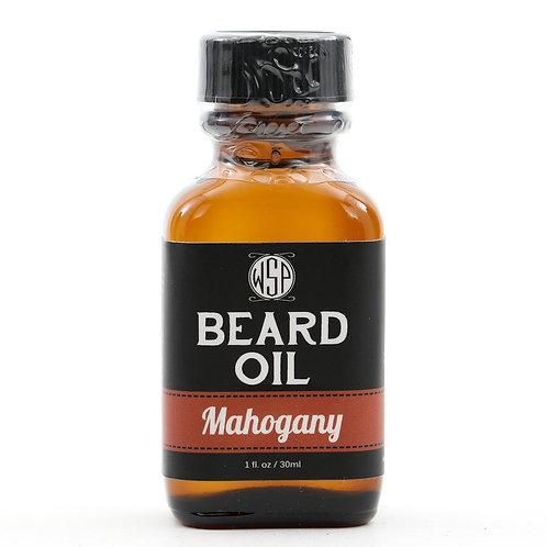 Beard Oil--Mahogany