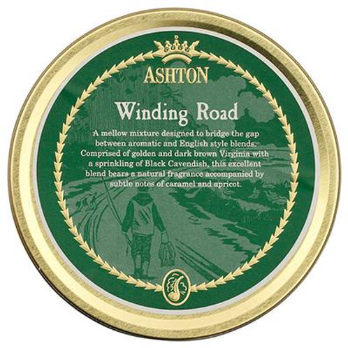 Ashton Winding Road