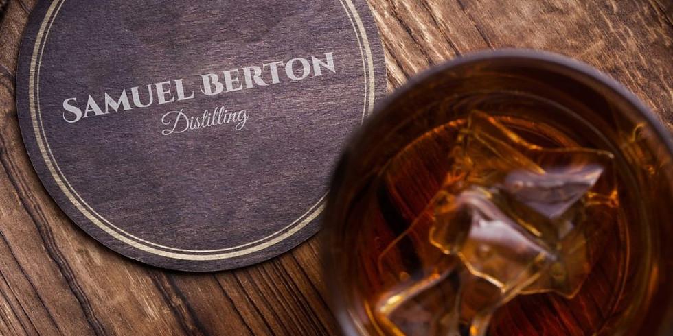 Samuel Berton Spirits Tasting