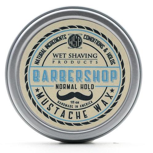 Mustache Wax--Barbershop