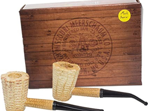 Missouri Meerschaum Mark Twain Gift Set