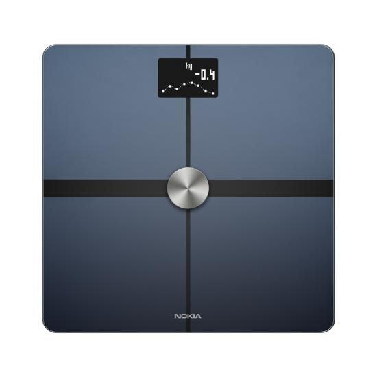 Nokia Body  Body Composition Wi-Fi Scale Black