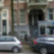 Dees Amsterdam huiswerkbegeldiging locatie Plantag Kerklaan