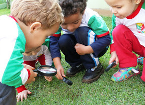 Vivências e Experiências na Educação Infantil