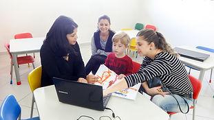 Galileo Kids Londrina pais, filhos e professores