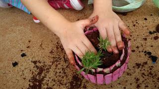 Educação Infantil um lugar de experimentar e conhecer o mundo!