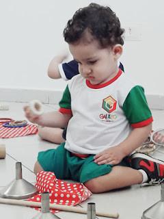 Aprendizagem e Desenvolvimento: o dia a dia dos bebês