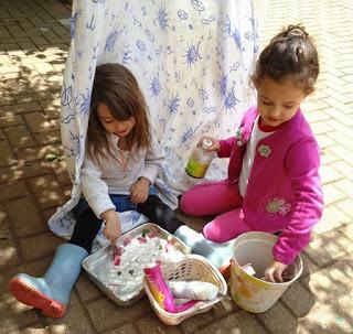 Campo do Jogo Simbólico e Faz de Conta na Educação Infantil