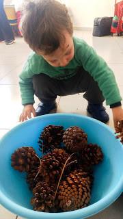 Imaginação e investigação no cotidiano da criança!