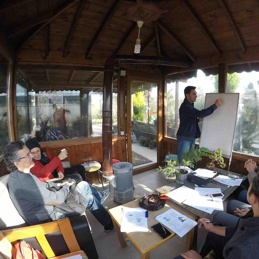 Bonsai Seika Grup Eğitimleri (BSGE) - Temel - Grup 3