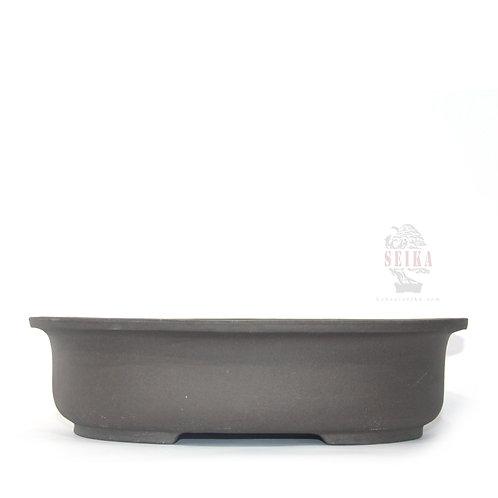 Sırsız Oval Bonsai Saksısı No.5 (33 cm)