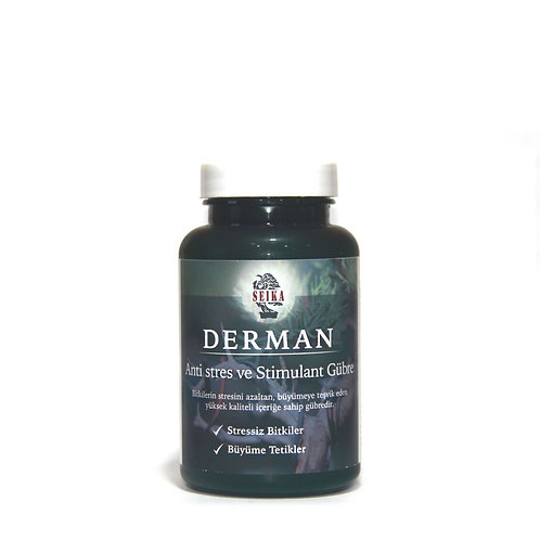 DERMAN - Anti-stres ve Stimulant Gübre (200 ml)
