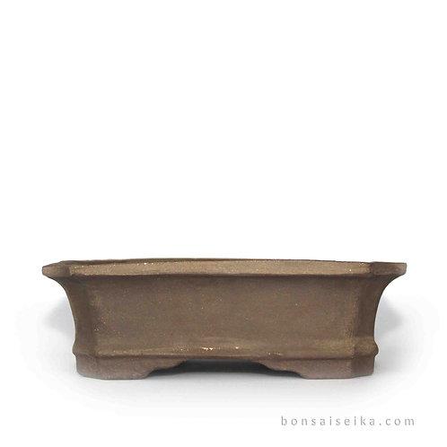 Sırsız Köşeli Bonsai Saksısı No.1 (28 cm)
