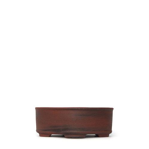 Sırsız Yuvarlak Bonsai Saksısı No.TP1-3 (18 cm)