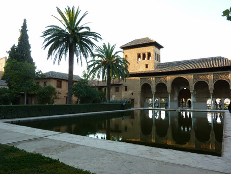 Exploring southern Spain