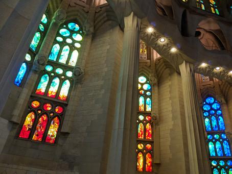 I had this perfect dream: Barcelona