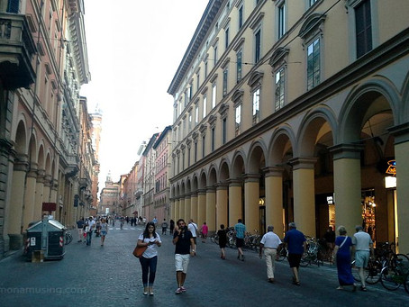 Fine food, fast cars and faulty towers: Bologna