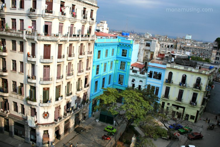 colonial architecture in Havana