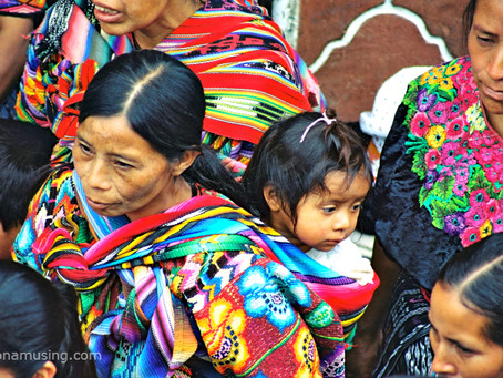 Vibrant Guatemala: A whirl of colour and sound